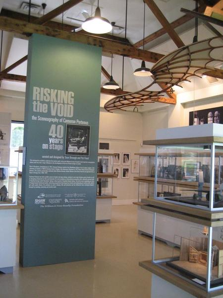 RISKING THE VOID - Pumphouse Gallery, Niagara on the Lake